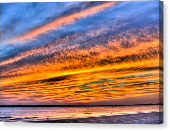 Endless Color Canvas Print