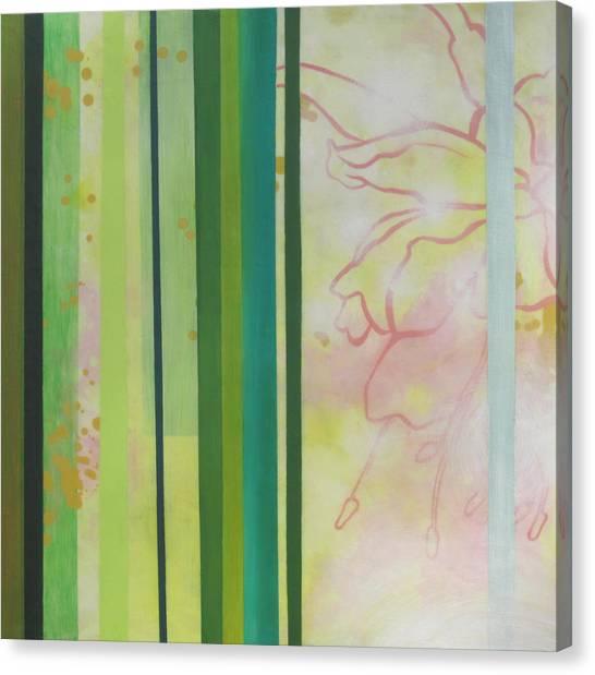 Envy Canvas Print by Monica James