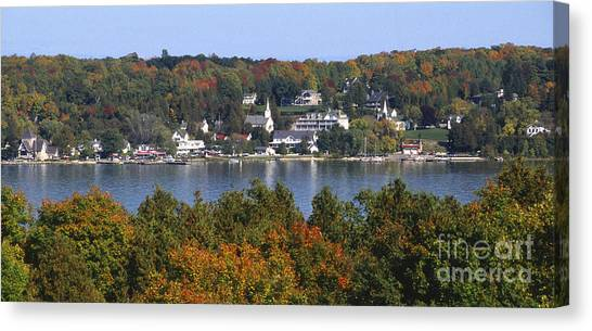 Ephraim And Eagle Harbor Canvas Print
