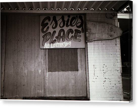 Essie's Place Canvas Print