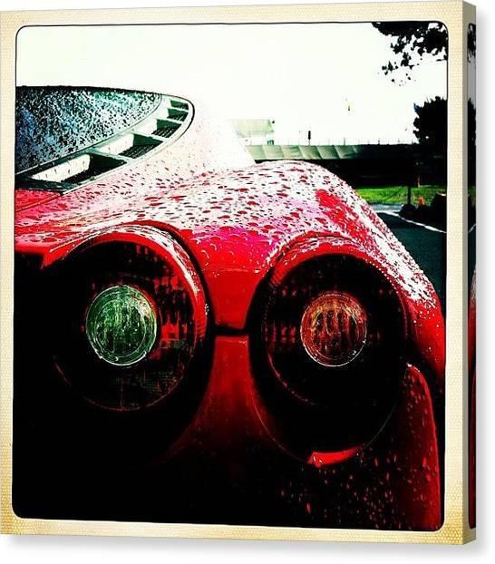 Ferrari Canvas Print - F430 by Ale Romiti 🇮🇹📷👣