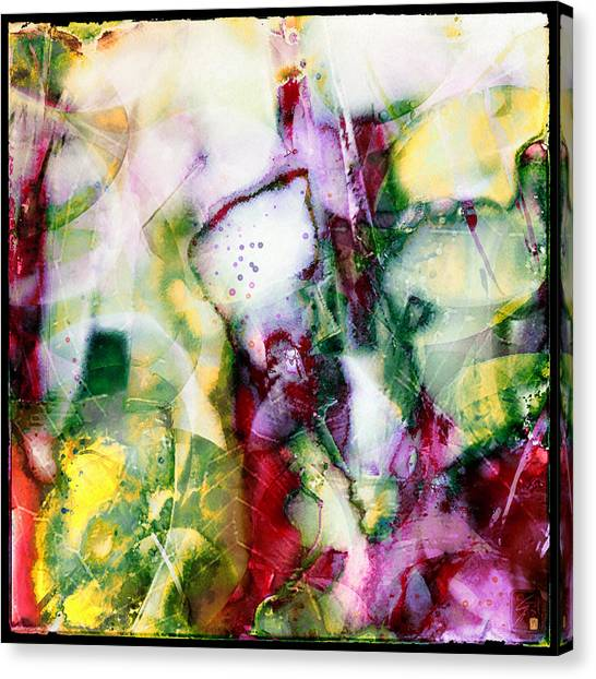 Faberge Canvas Print by Greta Thorsdottir