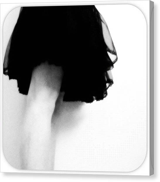 Legs Canvas Print - Face Me. Then Tell Me The Truth. // by Jeannie Starks