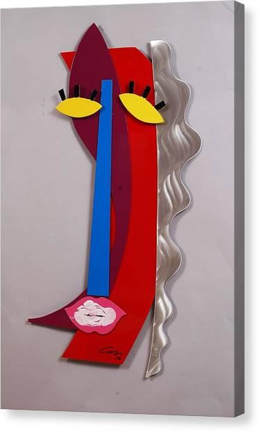 Faint Desire Canvas Print by Mac Worthington