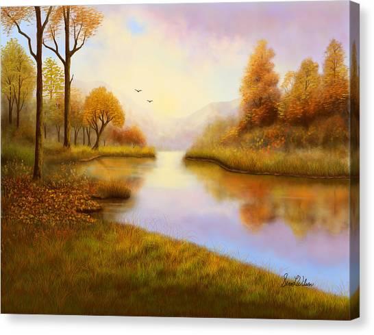 Fall Ambrosia Canvas Print