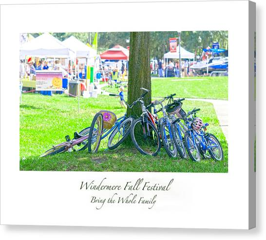 Fall Festival Canvas Print