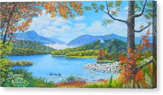 Fall Magic Canvas Print