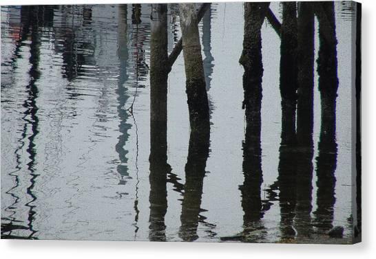 Falling Tide Canvas Print