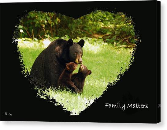 Family Matters Canvas Print