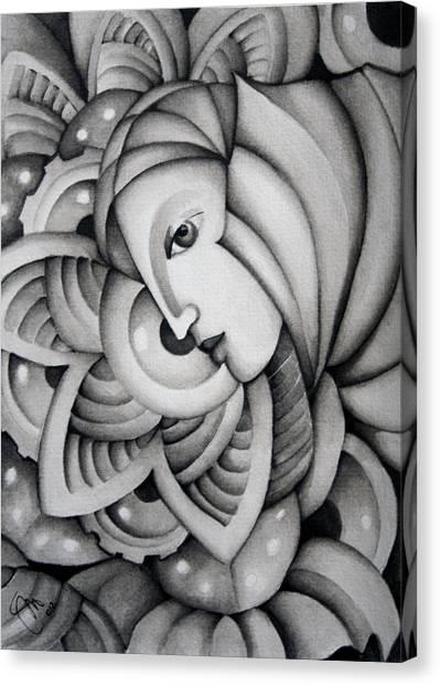 Fata Morgana Canvas Print by Simona  Mereu