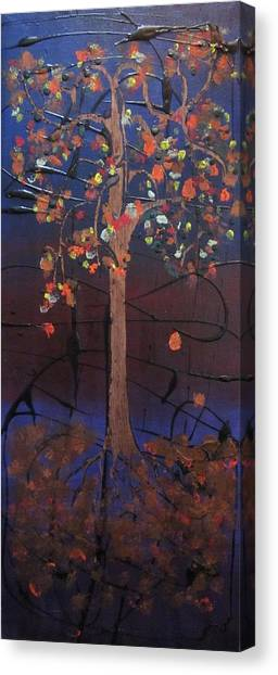 Fautumn  Canvas Print by David Sutter