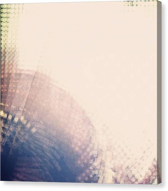 Fibonacci Canvas Print - #fibonacci #spiral by Brian Adams