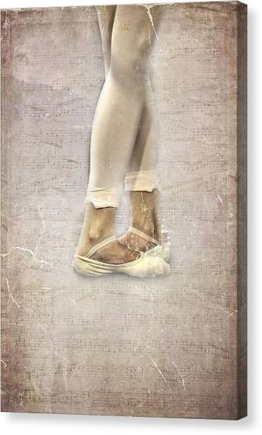 Fifth Position Canvas Print