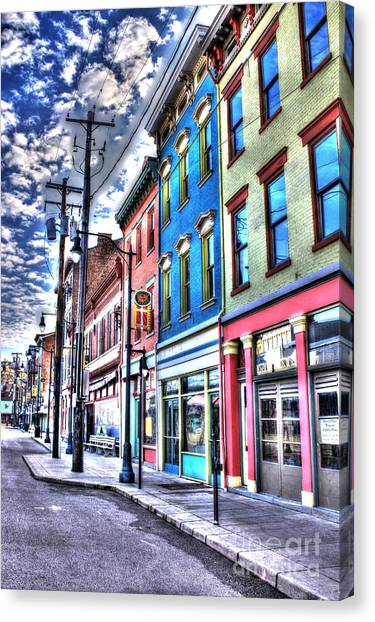 Findlay Market 1 Canvas Print