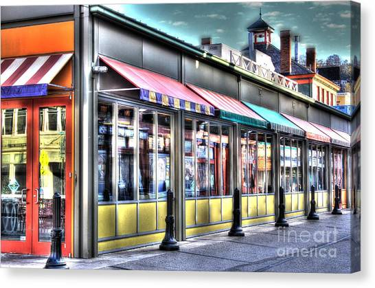 Findlay Market 2 Canvas Print