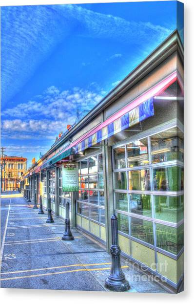 Findlay Market 3 Canvas Print