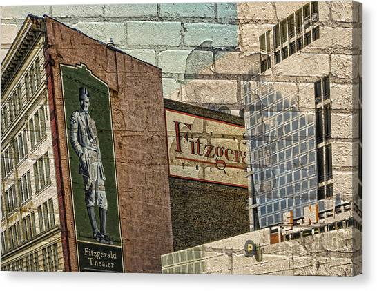 Fitzgerald Theater St. Paul Minnesota Canvas Print