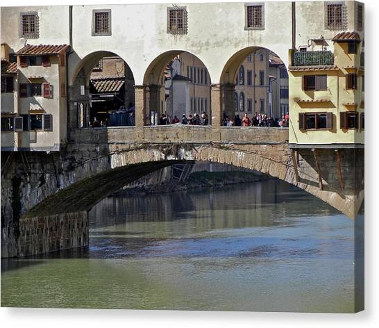 Florence II Canvas Print by David Ritsema