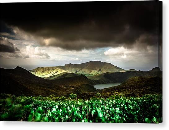Flores Island - Azores Canvas Print