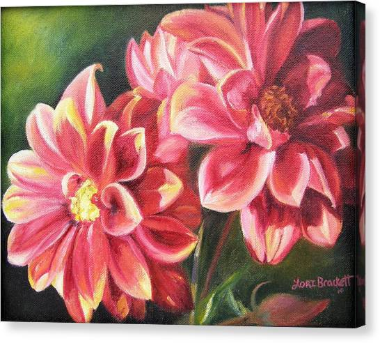 Flowers For Mom I Canvas Print