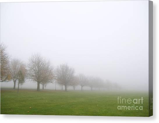 Fog Canvas Print by Boris Suntsov