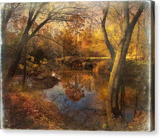 Foliage Canvas Canvas Print by John Rivera