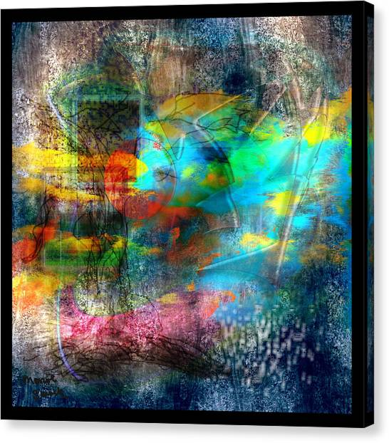 For Him Canvas Print by Monroe Snook
