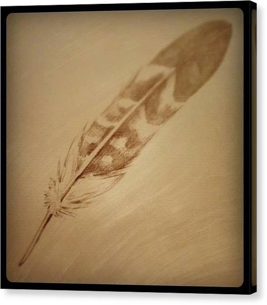 Pencils Canvas Print - For You by Florian Divi