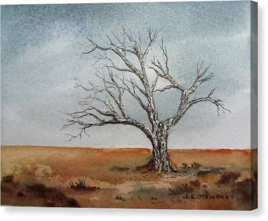 Forgotten Canvas Print by Sharon Steinhaus