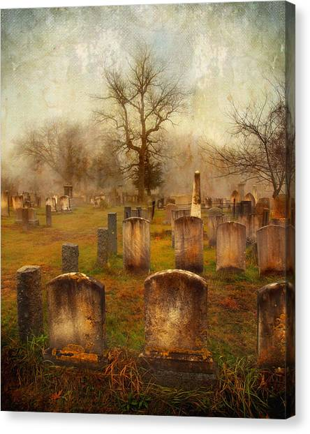 Forgotten Souls  Canvas Print