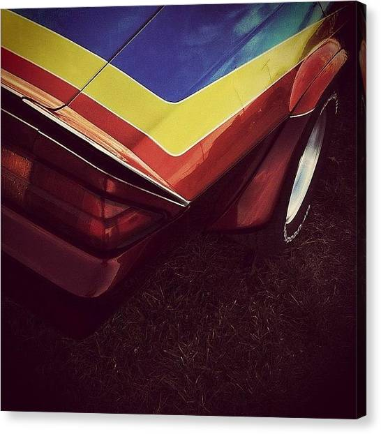 Maryland Canvas Print - #forsale: 1979 #z28 #camaro ...the by Jason Miller