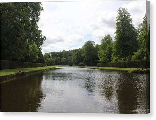 Fountains Abbey  Canvas Print