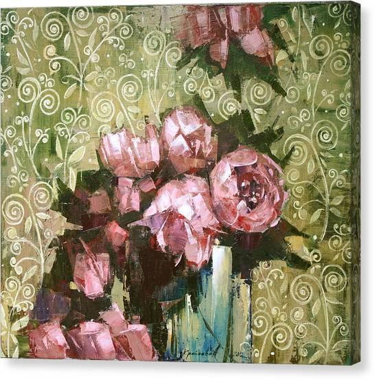 Fragrant Luxury. Canvas Print