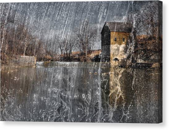 Fredonia Mill Canvas Print