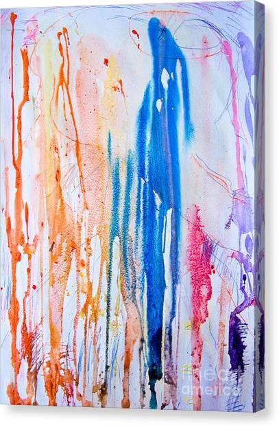 Freeze Canvas Print by Bill Davis