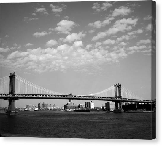 From East To West Canvas Print by Jim McDonald Photography