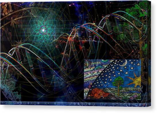 Fulcrum Canvas Print