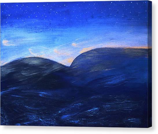 Full Moon by Maryla Straczynski