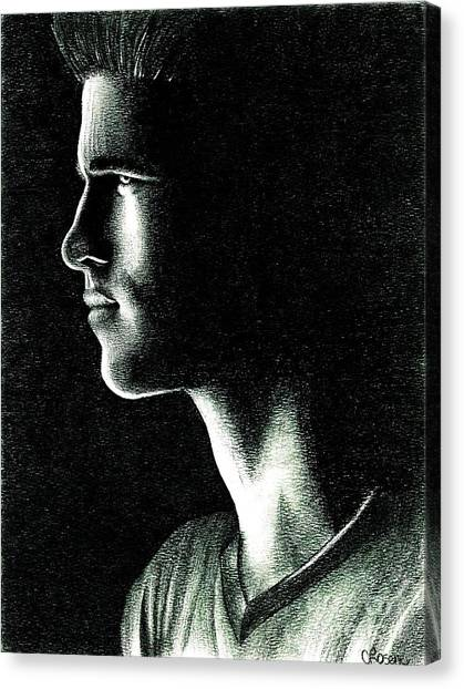 Gale Hawthorne Canvas Print