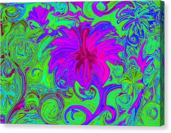 Garden Party Canvas Print