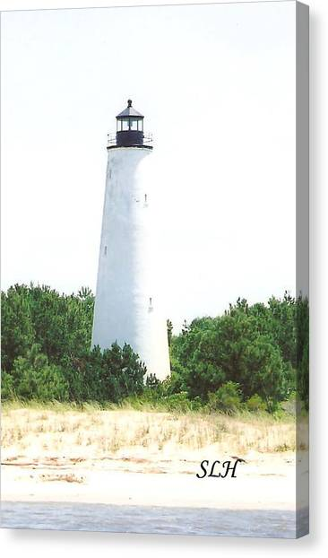 George Town Lighthouse Canvas Print