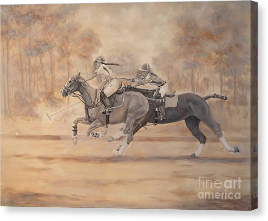 Ghost Riders Canvas Print