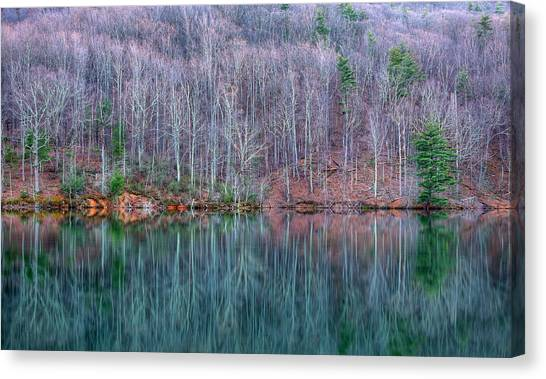 Ghosts Canvas Print by JC Findley