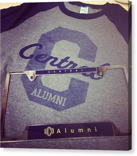 Berlin Canvas Print - Gifts From #uco For Graduating! #alumni by Berlin Green