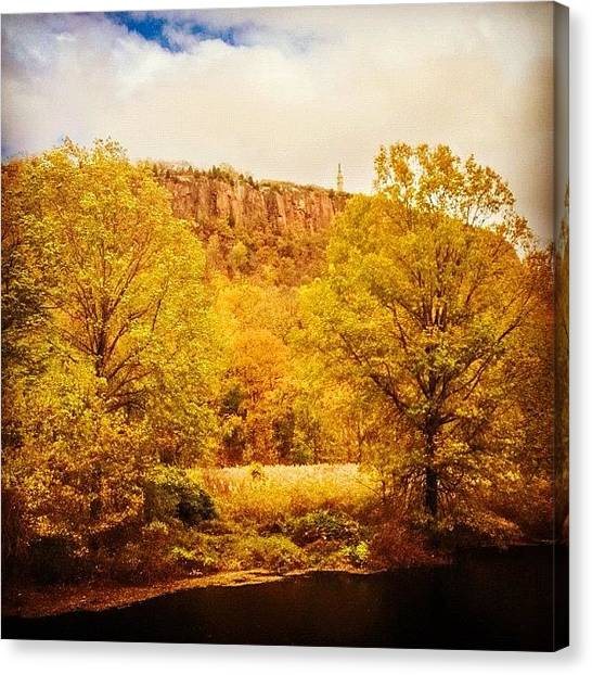 Hurricanes Canvas Print - Glad We Didn't Lose All The #fall by Stephen Whitaker