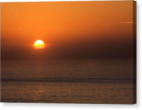 Good Morning California Canvas Print