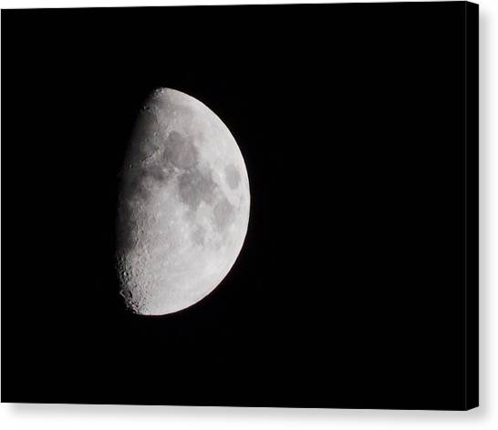 Goodbye Neil Armstrong Canvas Print