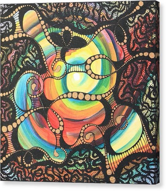 Gossamer Pangea Canvas Print