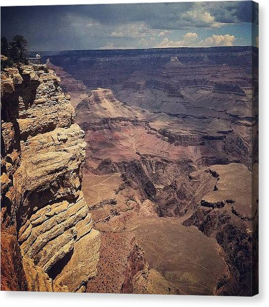 Grand Canyon Canvas Print - Grand Canyon by Austin Stewart