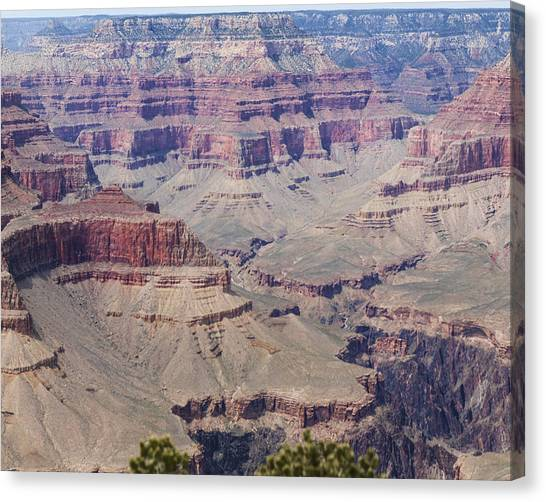 Grand Canyon Colorado River Page 7 Of 8 Canvas Print